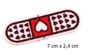Parche Tirita 7cm X 2,4cm