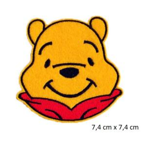 Parche Cara Winnie 7,4cm X 7,4cm