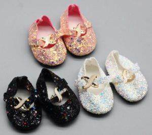Zapato Con Brillantes