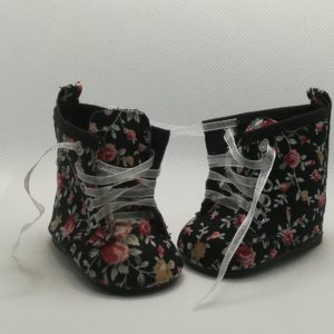 Botas De Flores