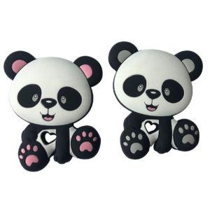 Mordedor Oso Panda Colores