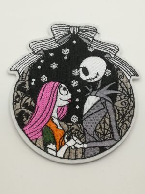 Parche Jack & Sally
