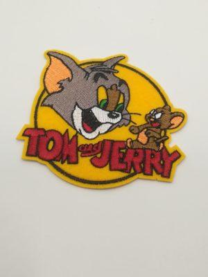 Parche Tom & Jerry