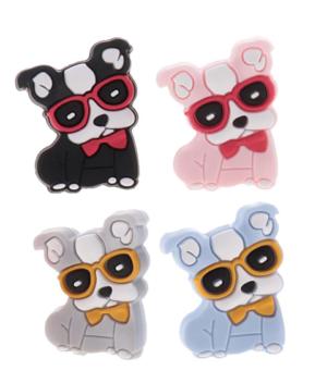 Pieza Bulldog Gafas