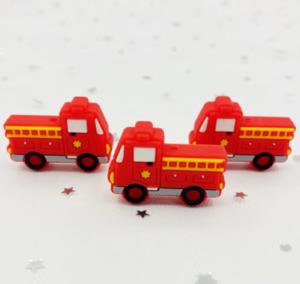 Pieza Camión De Bomberos
