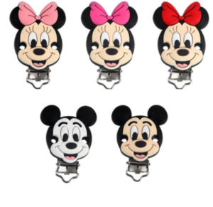 Chupetero Mr/Ms Mouse