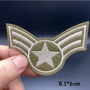 Parche Emblema Militar